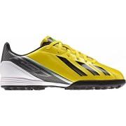 adidas voetbalschoenen F10 TRX TF junior geel maat 38 2/3