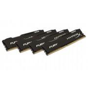 HyperX FURY Memory Black 32GB DDR4 2400MHz Kit 32GB DDR4 2400MHz memory module