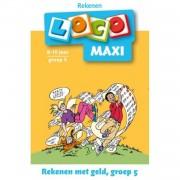 Maxi Loco Rekenen met geld - groep 5