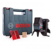 Bosch GCL 2-15 u koferu kombinovani laser 15m sa tačkama (0601066E02)