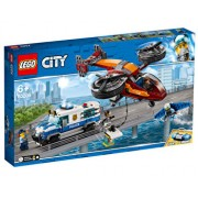 LEGO City, Furtul diamantelor cu politia aeriana 60209