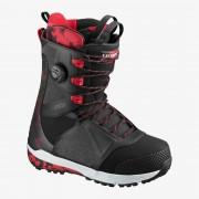 salomon Boots De Snowboard Salomon Lo Fi Bk/tango Red/beluga