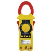 HOLDPEAK 6205 Digitális lakatfogó multiméter nagyáramú VDC VAC ADC AAC ellenállás kapacitás.