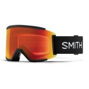 Smith Optics Smith Squad XL Chromapop Masque de Ski (Noir/Rouge)
