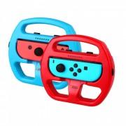 Kitbon Game Racing Volante para Nintendo Switch Joy-contra-Rojo