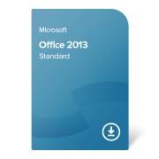 Microsoft Office 2013 Standard OLP NL, 021-10257 elektronikus tanúsítvány