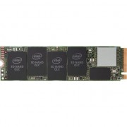 Solid-State Drive (SSD) Intel® 660p Series, 512GB, M.2 80mm, PCIe 3.0 x4