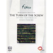 Video Delta Benjamin Britten - The turn of the screw - DVD
