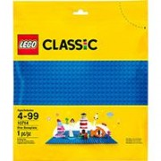 LEGO Classic Kocke - Plava podloga 10714