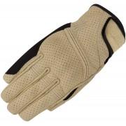 Orina Lion Motocyklové rukavice S Béžová