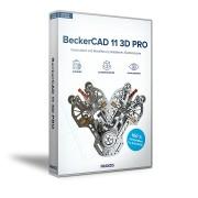 FRANZIS.de (ausgenommen sind Bücher und E-Books) BeckerCAD 11 3D Pro