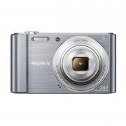 Sony Cybershot DSC-W810 compact camera Zilver