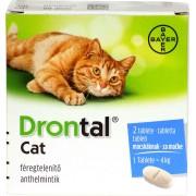 Drontal Cat tabl. a.u.v. (macska)
