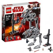 Lego star wars 75201 tm first order at-st