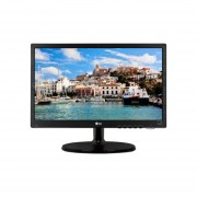 "Monitor LED LG 19M38A de 18.5"", Resolución 1366 x 768, 5 ms"