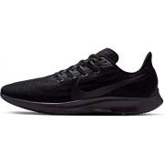 Nike Air Zoom Pegasus 36 Zapatillas de correr para hombre, Wolf Grey/Black-white-bright Crimson, 9 US