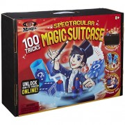 Ideal Poof Slinky Ideal Spectacular Magic Show Suitcase with Instructional DVD (100 Trick)