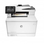 HP LaserJet Pro MFP M477fdw Laser Color Fax Duplex Wifi