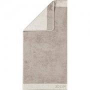 JOOP! Toallas Breeze Doubleface Toalla de mano Stone 50 x 100 cm 1 Stk.