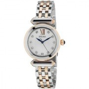 Seiko Analog White Round Women's Watch-SRZ400P1