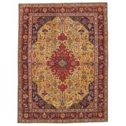 Handgeknüpft. Ursprung: Persia / Iran Täbriz Patina Teppich 255x338 Persischer Teppich