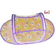 OH BABY Baby Folding FULL SIZE PRINTED Mosquito Net FOR YOUR KIDS SE-MN-34