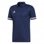 adidas Team 19 - Herren Polo Shirt
