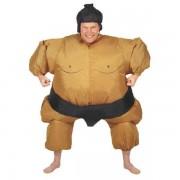 Costume gonfiabile Illusion LOTTATORE DI SUMO