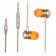 UBON Metallic Earphones with MIC