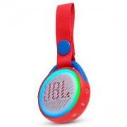 Детска Bluetooth колонка JBL JR POP RED, Li-Ion 600 mAh, 3 W, червен, JBL-JR-POP-RED