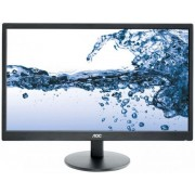 "Monitor TN LED AOC 21.5"" E2270SWHN, Full HD (1920 x 1080), HDMI, VGA, 5 ms (Negru)"