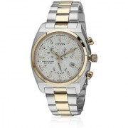 Citizen Round Dial Multicolor Stainless Steel Strap Analog Watch for Men - BL8134-58A