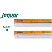 Pack Of 2 Jaquar Kubik Plus 20 watts LED tube Light T5 Battern 6500K 4 feet Cool day light