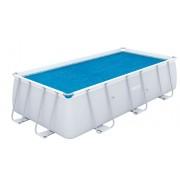 Pokrivač za bazen koji grije vodu do 412 X 201 cm