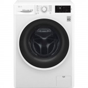LG F4J608WN 8kg 1400 Inverter Direct Drive Washing Machine-White