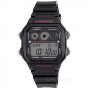 Casio AE-1300WH-1A2VDF reloj de alarma digital - negro / rosa (sin caja)