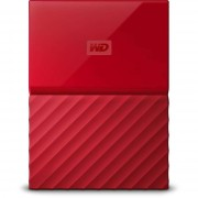 Western Digital My Passport 1tb Red Worldwide