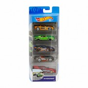 Set 5 masinute Hot Wheels horse power