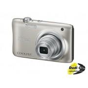 Nikon COOLPIX A100 DIG Srebrni+ torbica GOLLA pink