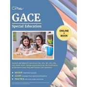 GACE Special Education General and Adapted Curriculum (081, 082, 581, 083, 084, 583) Study Guide: Georgia Assessments for the Certification of Educato, Paperback/Cirrus Teacher Certification Exam Prep