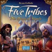 Five Tribes: The Djinns of Naqala