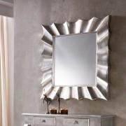 Zendart Design Sélection Miroir carré cadre fantaisie 93 x 93 cm Renato Zendart Sélection