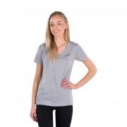 Alpinestars Ageless Vneck T-Shirt Dam Gråmelerad