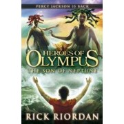 Penguin Books The Son of Neptune - Heroes of Olympus - Rick Riordan