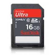 SDHC Ultra 16GB Class10