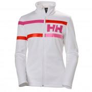 Helly Hansen Womens Graphic Fleece Jacket White L
