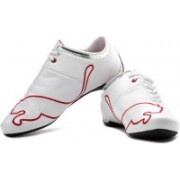 Puma Future Cat M1 SF Nm Sneakers For Men(White, Red, Silver)
