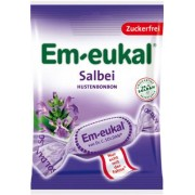 Dr. C. SOLDAN GmbH EM EUKAL Bonbons Salbei zuckerfrei 75 g