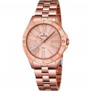 Reloj F16926/2 Golden Rose Mujer Boyfriend Collection Festina