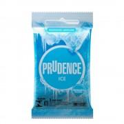 Preservativo Prudence Ice (3 Un) - Boutique Apimentada